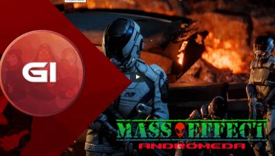 Ресурсы игры Mass Effect Andromeda и исследования
