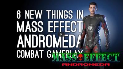 Mass Effect Andromeda - гайды и подсказки