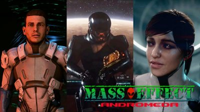 Mass Effect Andromeda - персонажи от напарников до противников и боссов игры