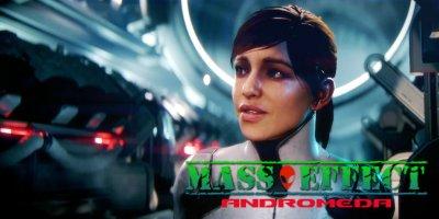 Mass Effect Andromeda - главный герой