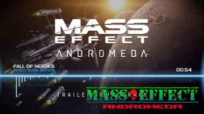 Mass Effect Andromeda саундтрек