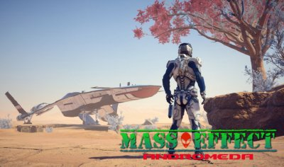 Mass Effect Andromeda скриншоты