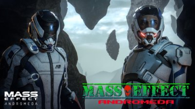 Mass Effect Andromeda скачать