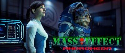 Новое вооружение и обновленная боевая система в Mass Effect Andromeda