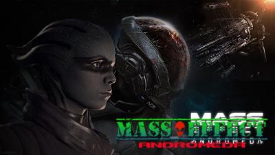 Сохранение игры Mass Effect Andromeda - Пройдена на 50%
