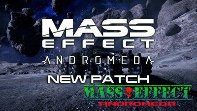 Обновление Mass Effect Andromeda 1.10