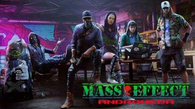 Разработчики Mass Effect- Andromeda дарят десять часов бесплатной игры