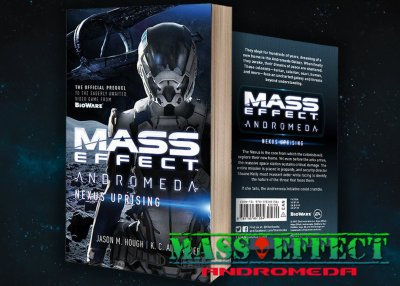 Книга Mass Effect: Andromeda