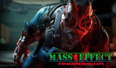 Мир Mass Effect Andromeda: История расы Ягов
