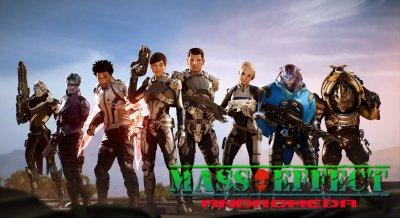 """Разработчики """"Mass Effect: Andromeda"""" разработали новое оружие и персонажей"""