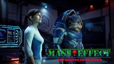 В эти выходные для игроков ME Andromeda, будет новое задание