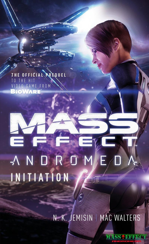 Mass Effect: Initiation обзавелась новой обложкой уже в 3 раз