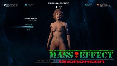 Мод для Mass Effect Andromeda
