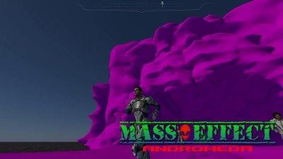 В Mass Effect Andromeda нашли скрытый уровень