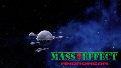 Mass Effect: Andromeda - Анонс третьей книги