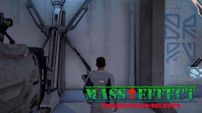 Скрытый уровень в Mass Effect Andromeda найден