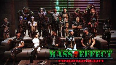 Mass Effect готовится к первому круглому юбилею